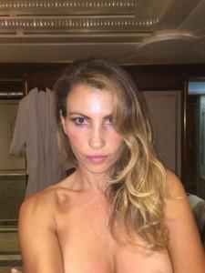 Ana Laspetkovski naked selfie