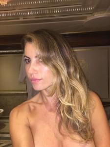 Ana Laspetkovski selfie
