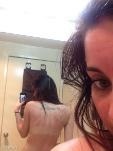 Angie Miller nude leaked