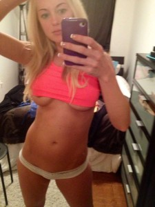 Ashley Blankenship leaked tits