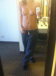 Briana Evigan topless leak