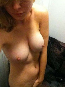 Brie Larson tits leaked
