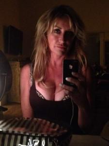 Carrie Michalka leaked selfie