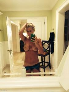 Jenny McCarthy tits selfie