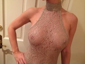 Joanna Krupa see thru tits