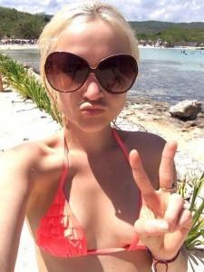 Lauren O'Neil bikini leaked