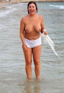 Lisa Appleton big boobs