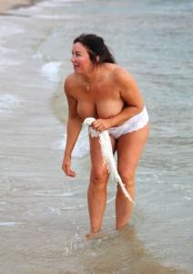 Lisa Appleton xxl tits