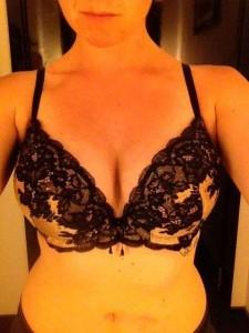Megan Strand hot lingerie