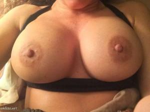 Mickie James tits