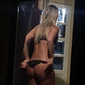 Paolla Oliveira panty