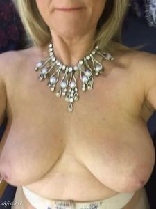 Sally Lindsay tits leaked