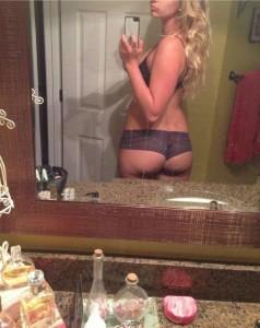 Shannon McAnally ass