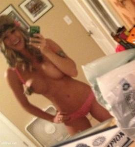 Tobie Percival nude selfie