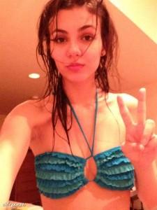 Victoria Justice bikini