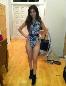 Victoria Justice swimsuit