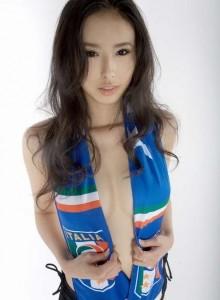 Zhai Ling hot photoshoot