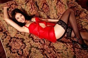 Zhai Ling lingerie